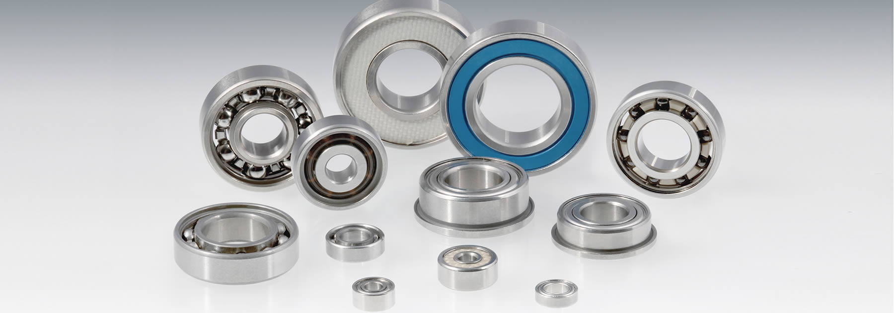HQW Bearings - Product Range